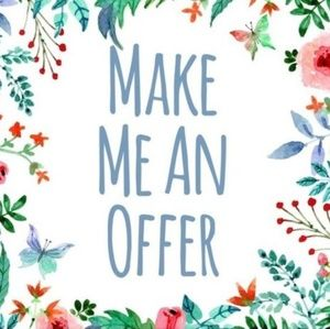 ♡ Reasonable offers accepted ♡